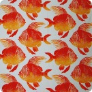 A8507 Orange Fabric