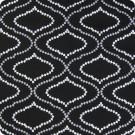B1023 Black Fabric