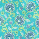 B6910 Turquoise Fabric