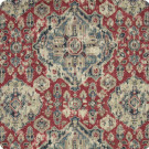 B9614 Moroccan Red Fabric