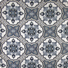 B9810 Indigo Fabric