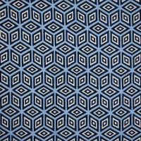 F1996 Indigo Fabric