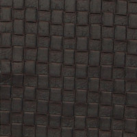 A4077 Bottega Seal Brown Fabric