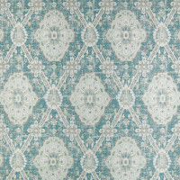 B2303 Peacock Fabric