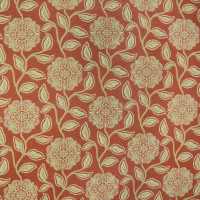 B4159 Terra Cotta Fabric