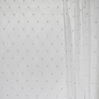 B4379 Silver Fabric
