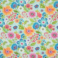 B8877 Aqua Fabric