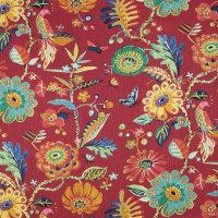 B8925 Red Fabric