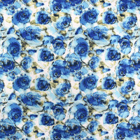 F2286 Cobalt Fabric
