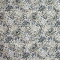 S1305 Blue Smoke Fabric