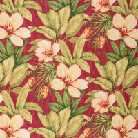 S1718 Vintage Red Fabric