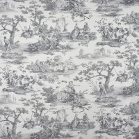S2575 Pewter Fabric