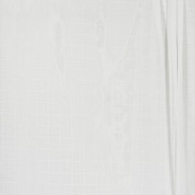B4372 White Fabric