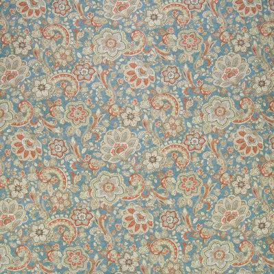 B6590 Dusty Blue Fabric