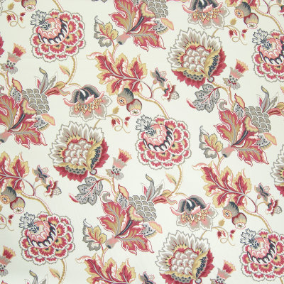 B6684 Antique Red Fabric