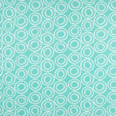 B6924 Turquoise Fabric
