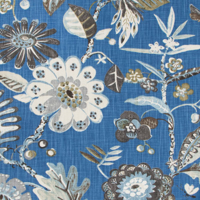 B8926 Cobalt Fabric