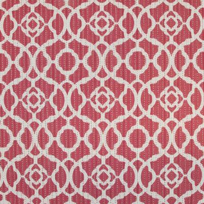 B9612 Crimson Red Fabric