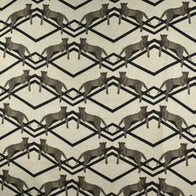 F2766 Black Fabric