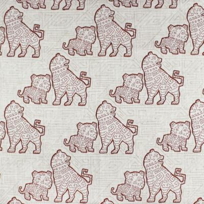 F2842 Carmine Fabric