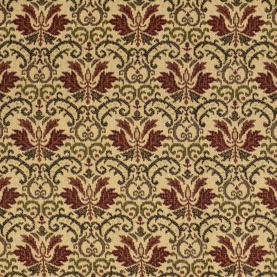 F3477 Scarlet Fabric