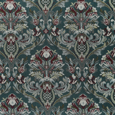 F3495 Blue Fabric