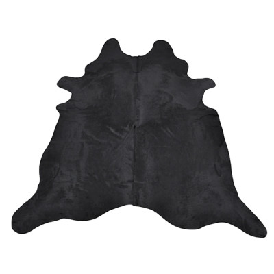 HOH008 Solid Black Fabric