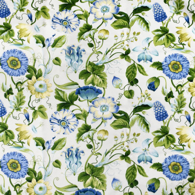 S2691 Bluegreen Fabric