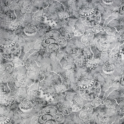 S2978 Pewter Fabric