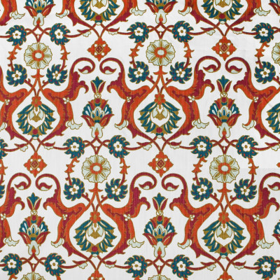 S3428 Vermillion Fabric