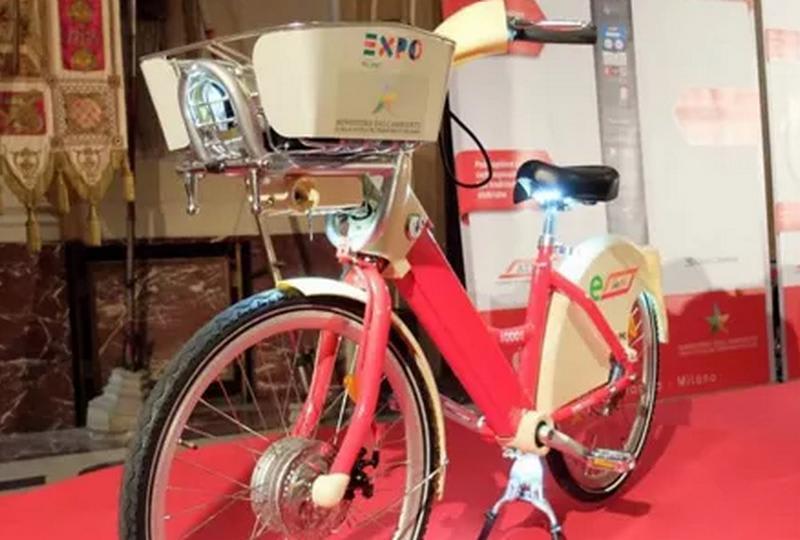 bike sharing - bikemi elettrica