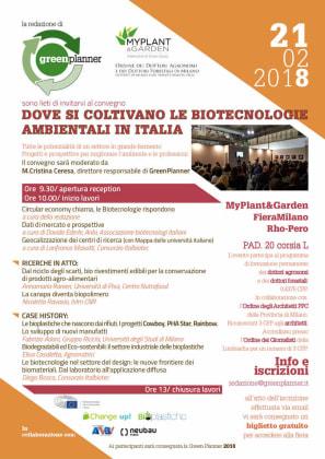 convegno biotecnologie 21 febbraio