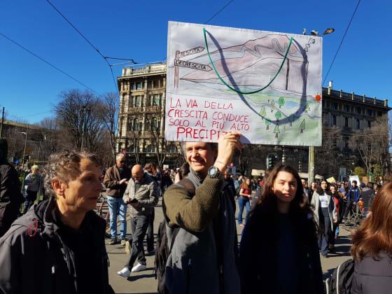 marcia globale degli studenti per il clima
