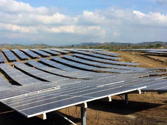 impianto fotovoltaico - thesan - panama