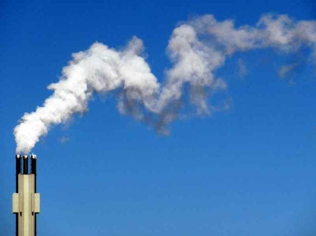 emissioni di gas climalteranti