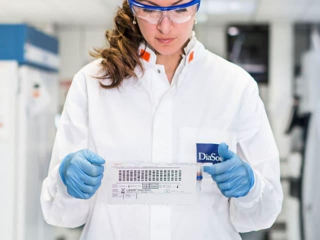 diasorin kit diagnostico
