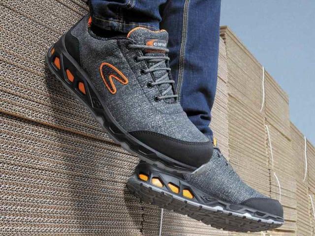 green-fit calzature da lavoro sostenibili