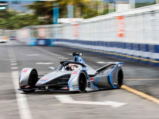 campionato di formula e - auto elettriche