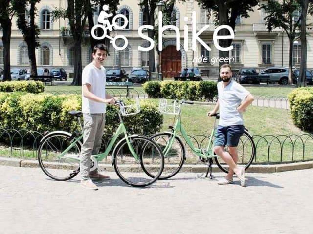 shike bike sharing