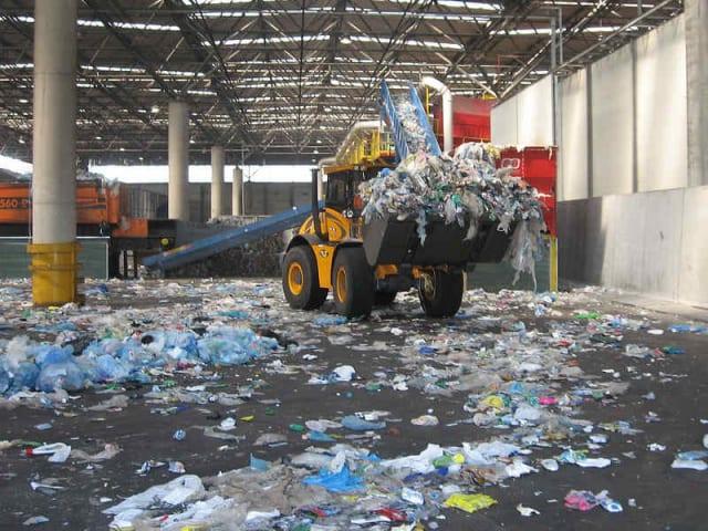 riciclo dei rifiuti economia circolare