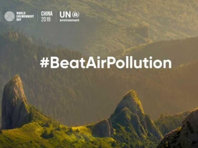 Beat Air Pollution