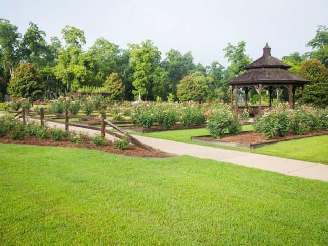 giardino accessibile