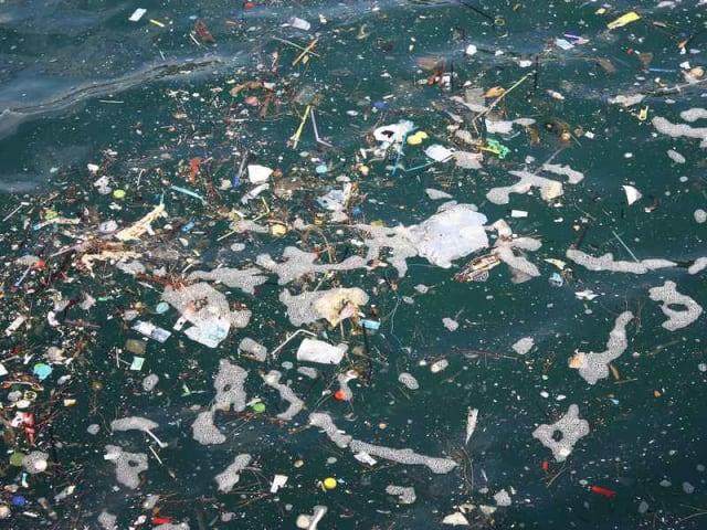 inquinamento del mare