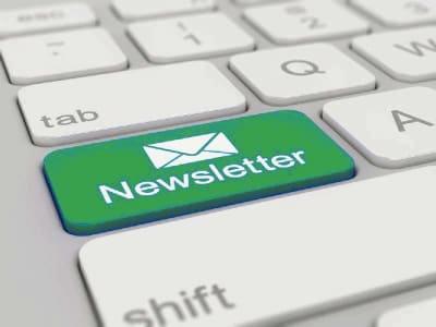 newsletter green
