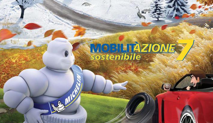 mobilitàzione sostenibile michelin