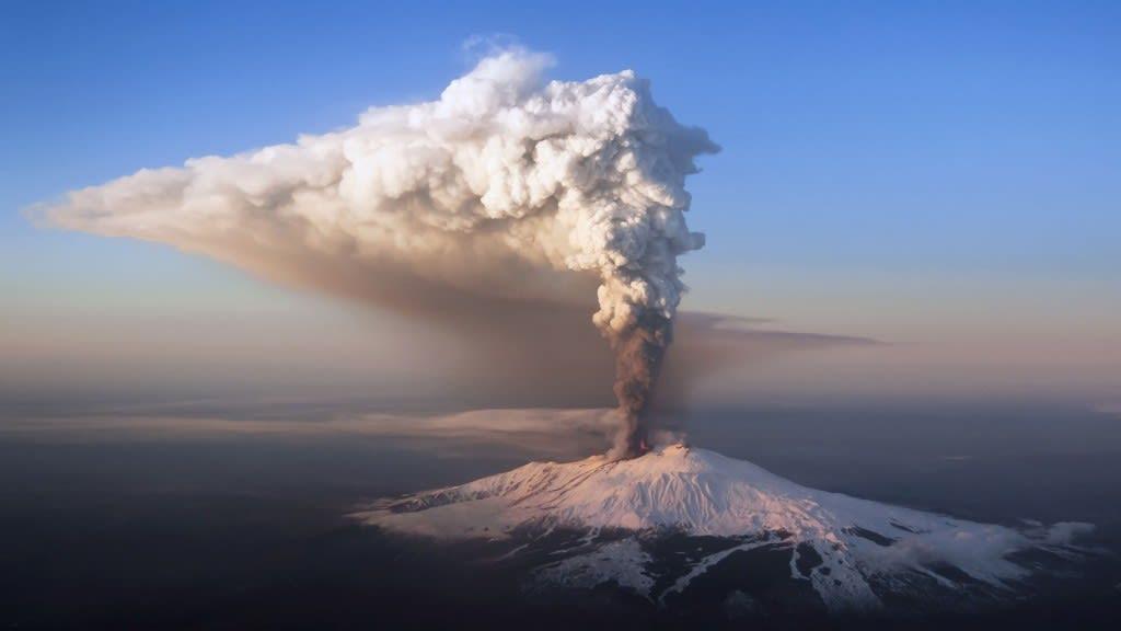 prevedere eruzione vulcanica