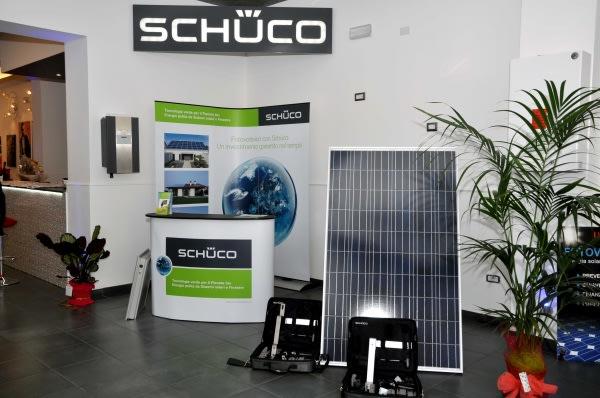 schuco impianti fotovoltaici