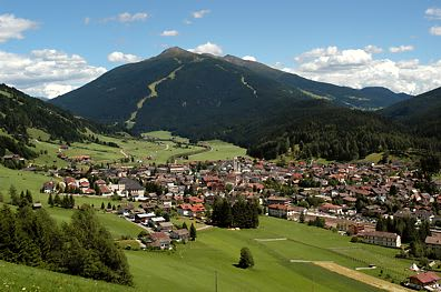 bolzano-green-region