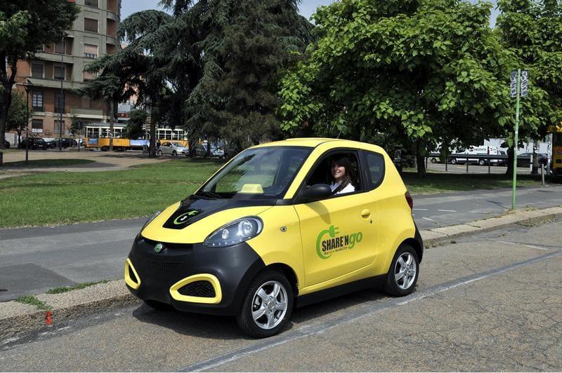 share'ngo car sharing elettrico - equomobili