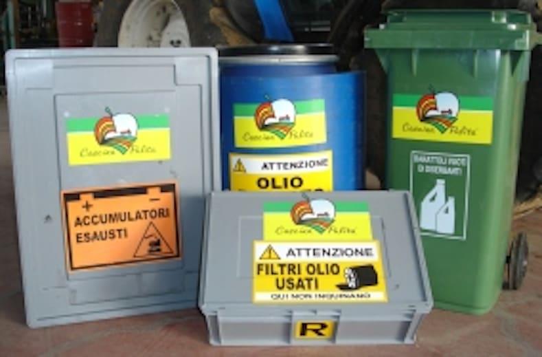 normative pericolo dei rifiuti